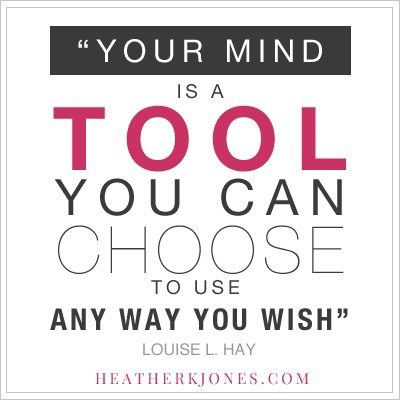 Your Mind Is a Tool