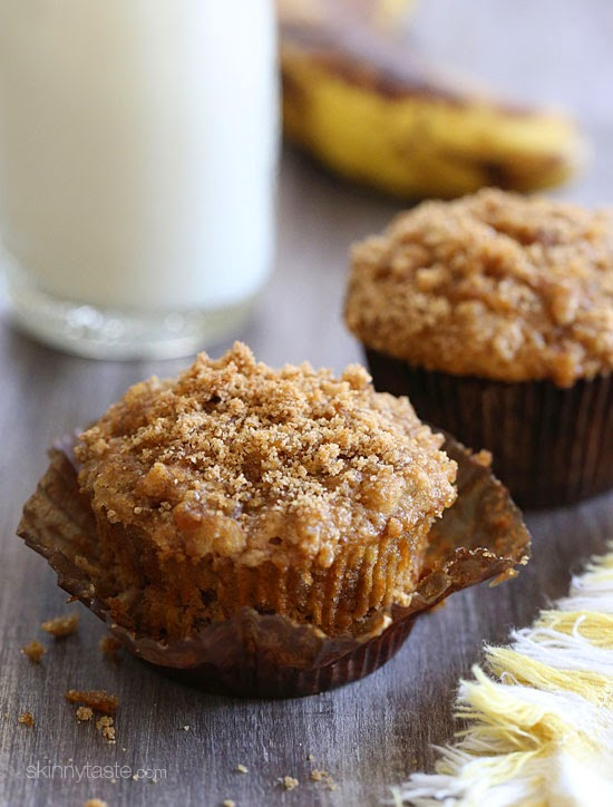 Low-Fat-Banana-Crumb-Muffins